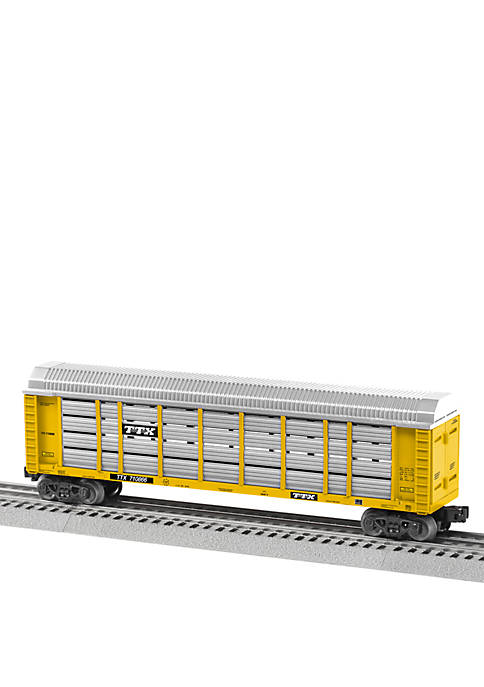 Lionel Trains TTX Autorack O Gauge Model Train