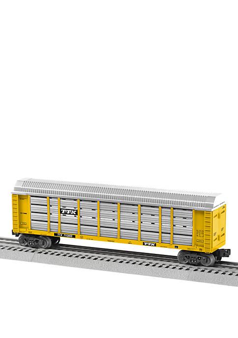 TTX Autorack O Gauge Model Train Car