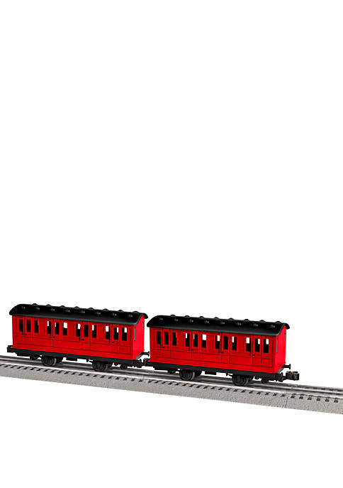 Thomas & Friends 2 Piece Branch Line O Gauge Model Train Coach Car Pack