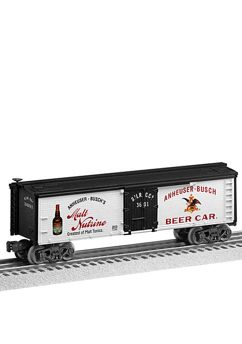 Lionel Trains Anheuser Busch Malt Tonics O Gauge