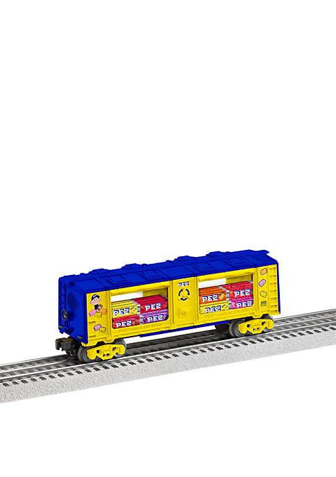 PEZ O Gauge Model Train Mint Car