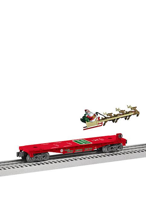 Lionel Trains Santa Mobile Rest Stop O Gauge