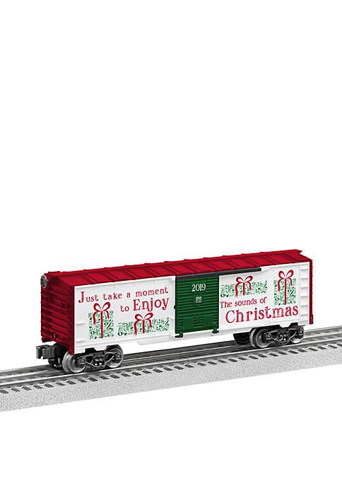 Lionel Trains 2019 Christmas Music O Gauge Model Train