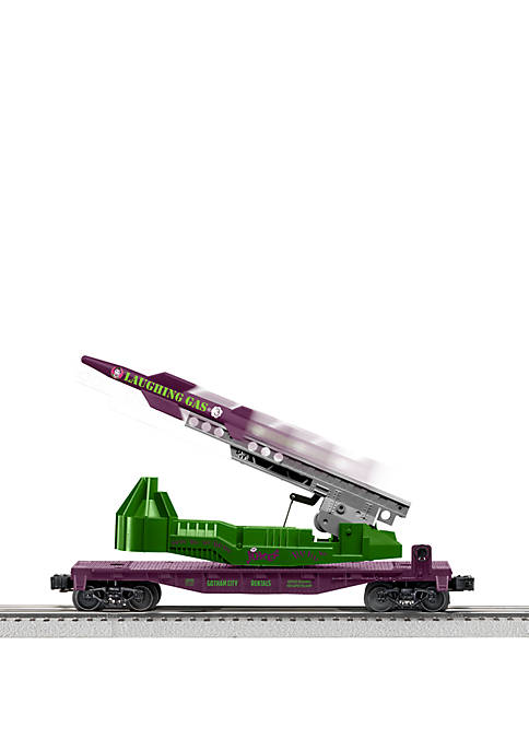 Lionel Trains DC Comics The Joker Laughing Gas