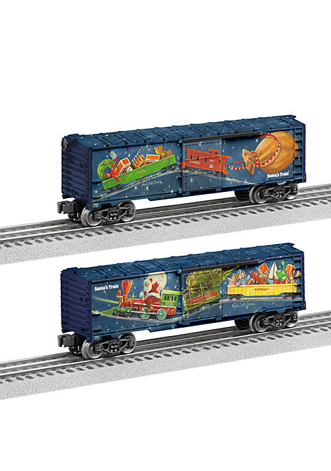 Lionel Trains Angela Trotta Thomas 2019 Christmas O