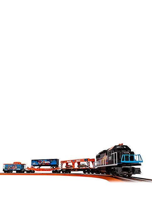 Lionel Trains Hot Wheels Electric O Gauge Model