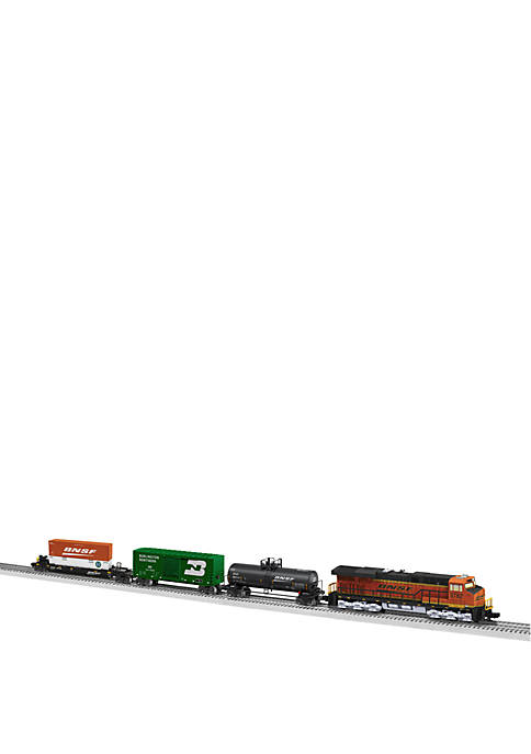 Lionel Trains BNSF Tier 4 Freight Electric O