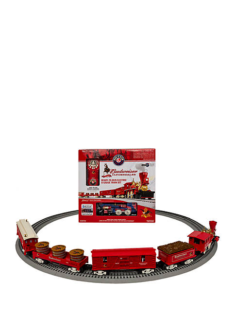 Lionel Trains Anheuser Busch Clydesdale Electric O Gauge