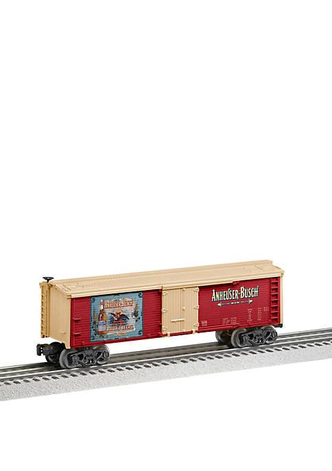 Lionel Trains Anheuser Busch Vintage O Gauge Model