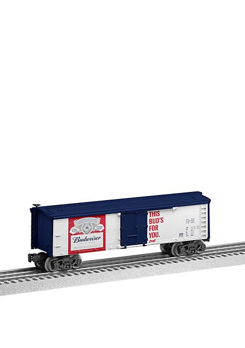 Lionel Trains Anheuser Busch Budweiser O Gauge Model