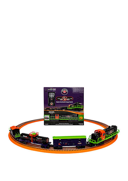 Lionel Trains End of the Line Express Electric