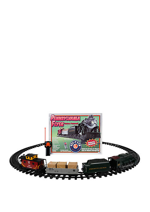 Lionel Trains Pennsylvania Flyer Battery Powered Model Train
