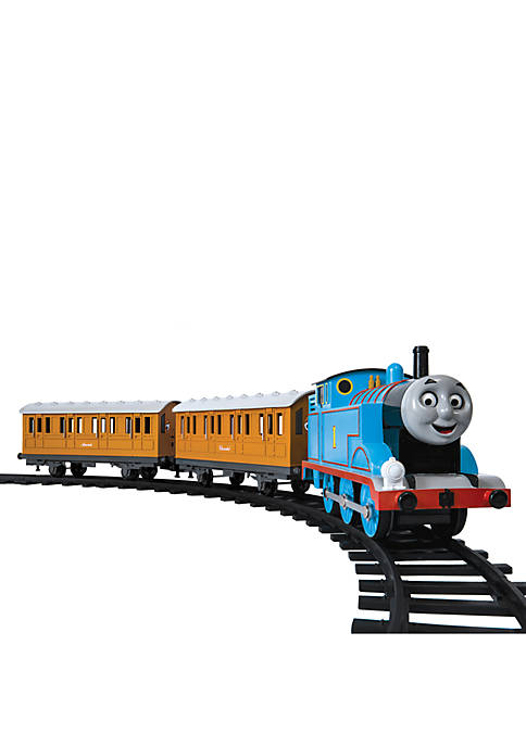 Thomas & Friends Battery Powered Model Train Set Ready to Play with Remote
