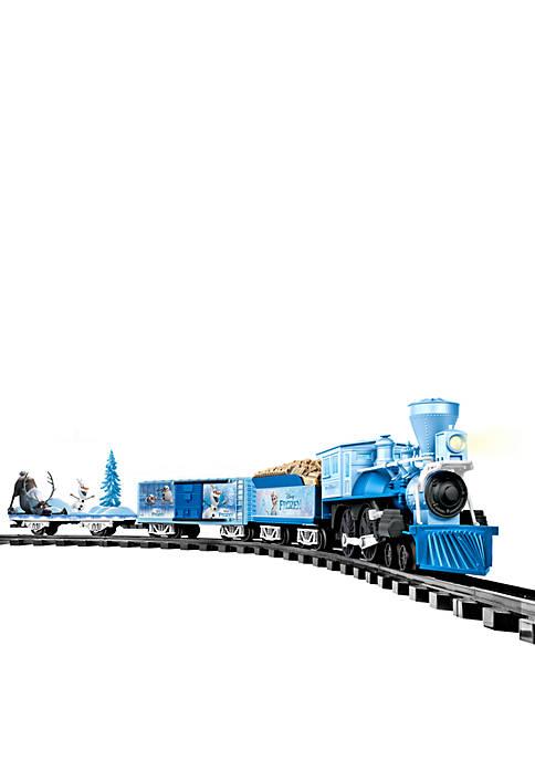Lionel Trains Disney Frozen Battery Powered Model Train