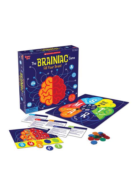 Scholastic - The Brainiac Game