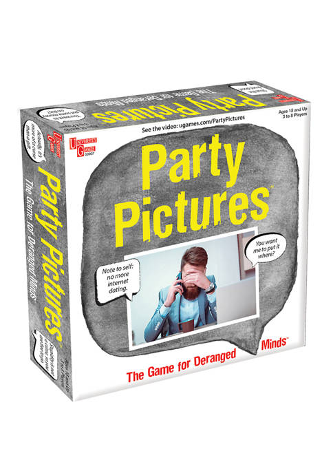 Party Pictures Adult Party Game