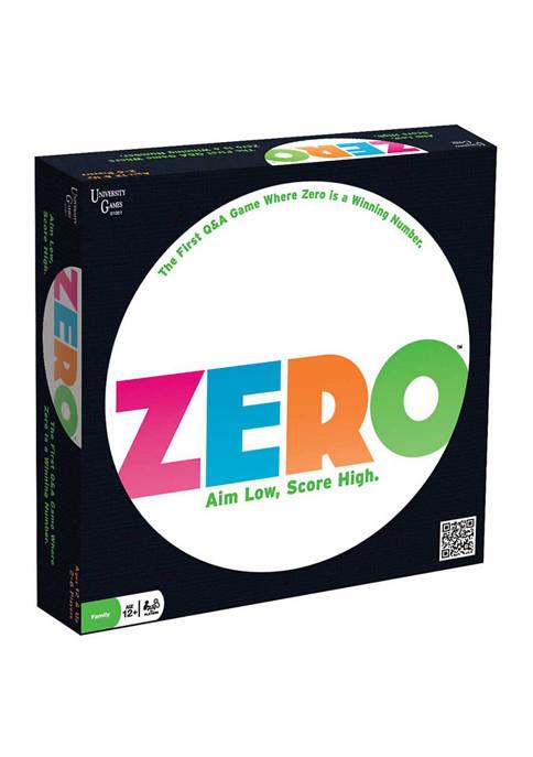 Zero Party Game