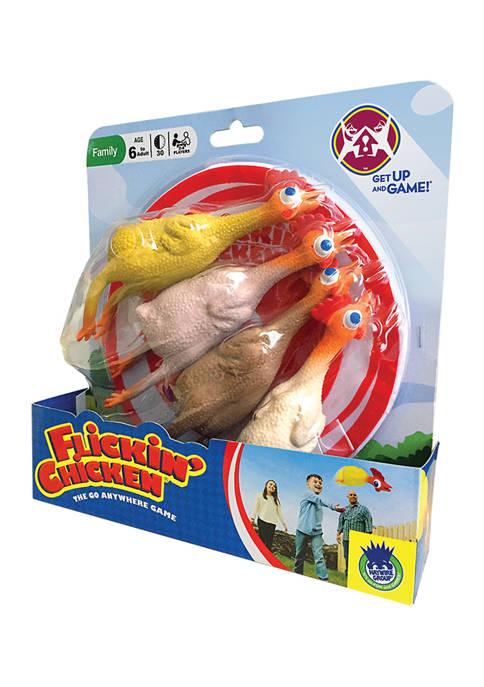 Haywire Group Flickin Chicken Skill Game