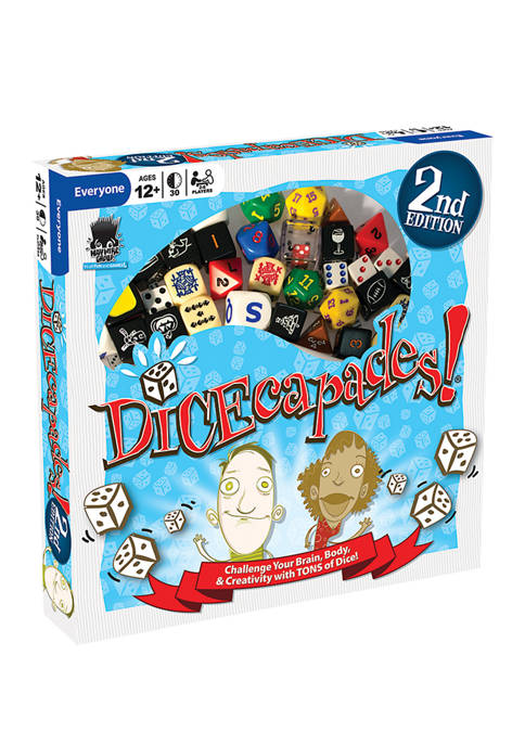 Haywire Group DICEcapades! 2nd Edition Family Game