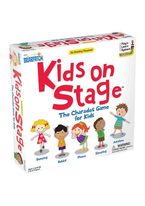 Kids On Stage Board Game