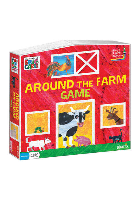 The World of Eric Carle - Around the Farm Game