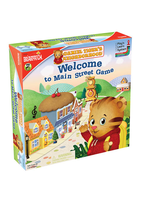Briarpatch Daniel Tigers Neighborhood Welcome to Main Street
