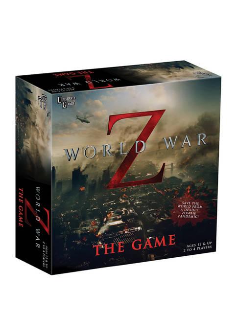 University Games World War Z: The Game