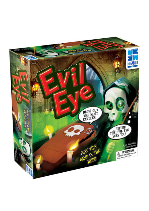 Megableu USA Evil Eye Kids Game