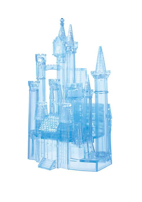 71 Piece Disney Cinderellas Castle 3D Crystal Puzzle