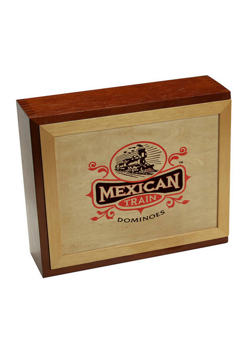 Mexican Train Dominoes Family Game