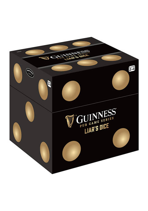 Guinness Pub Game Series - Liars Dice
