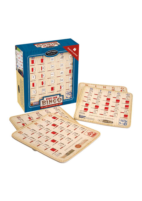 State Fair Bingo Cards Expansion Set