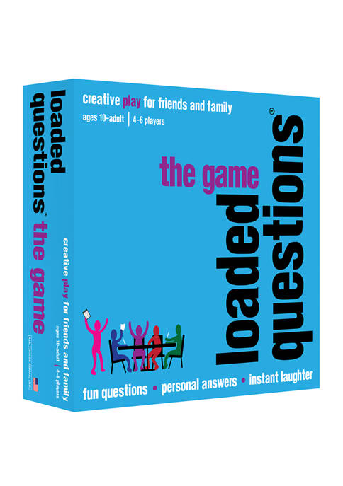 Loaded Questions Family Game