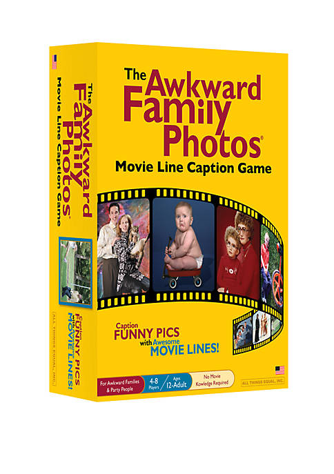All Things Equal Awkward Family Photos Family Game