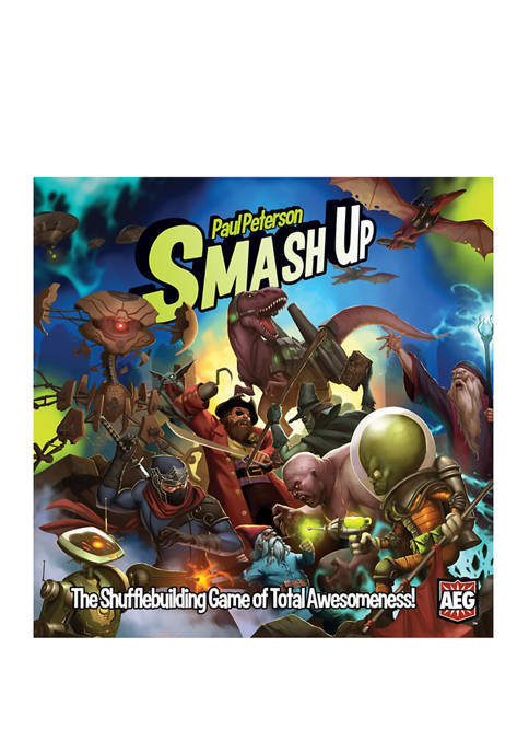Alderac Entertainment Group Smash Up Strategy Game