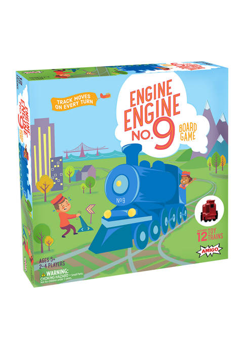 Engine Engine No. 9 Board Game