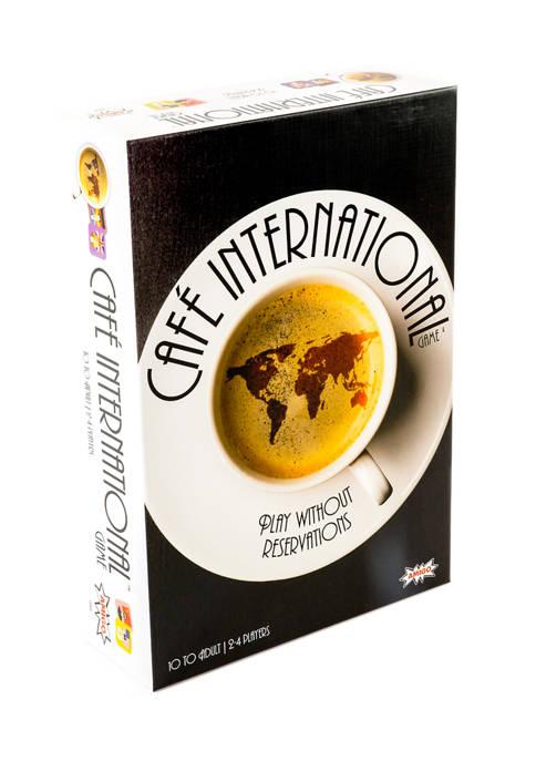 Amigo Cafe International Game