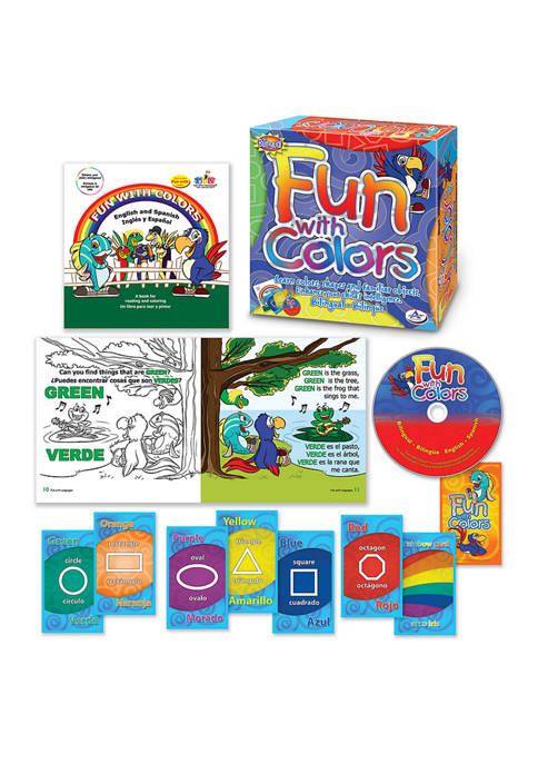 Fun with Colors Kids Game