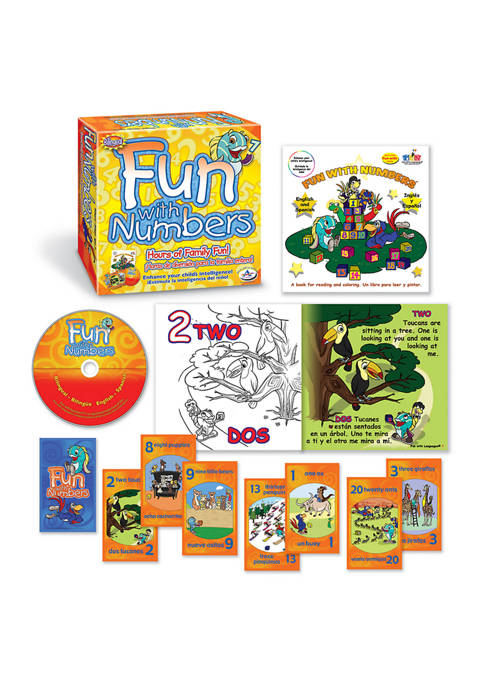 Fun with Numbers Kids Game