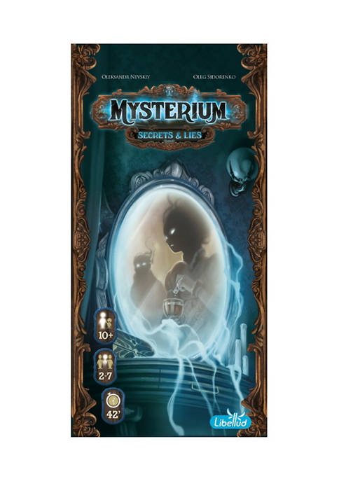 Mysterium Strategy Game: Secrets & Lies Expansion