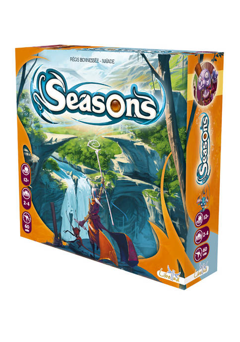 Asmodee Editions Seasons Strategy Game