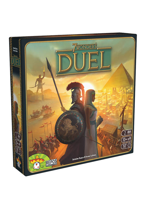 Asmodee Editions 7 Wonders Duel Strategy Game