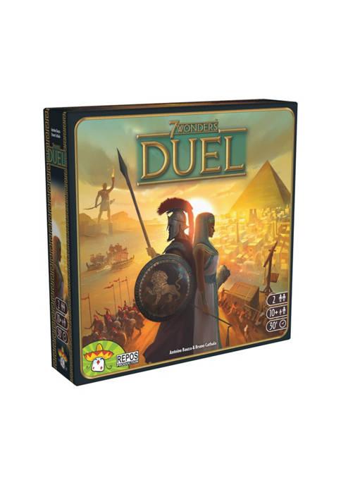 7 Wonders Duel Strategy Game