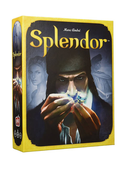 Asmodee Editions Splendor Strategy Game