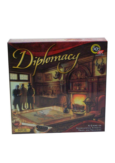 Avalon Hill Diplomacy Strategy Game