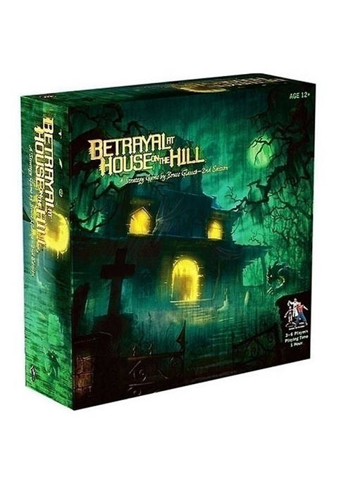 Betrayal at House on the Hill Strategy Game