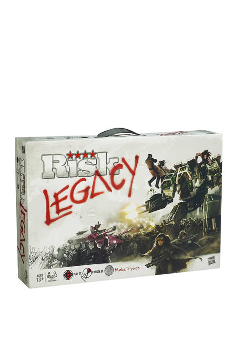 Risk: Legacy Strategy Game
