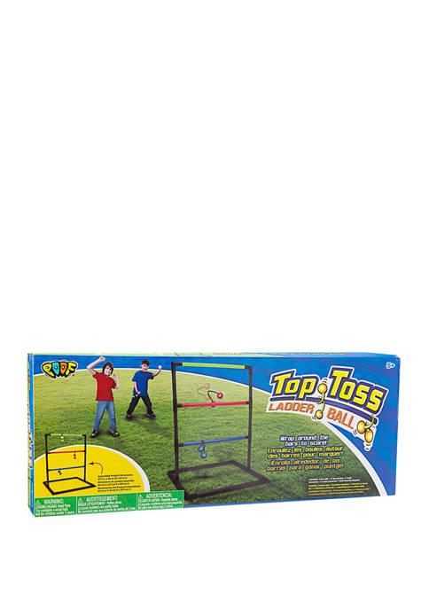 Top Toss Ladder Ball Family Game