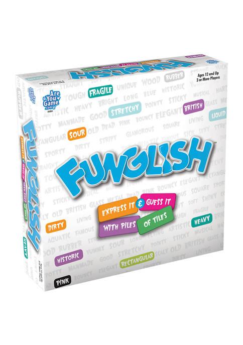 AreYouGame.com Funglish Family Game