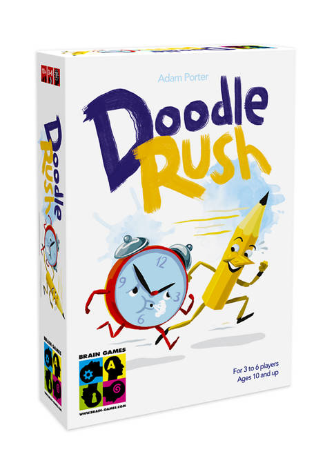 Doodle Rush Family Game